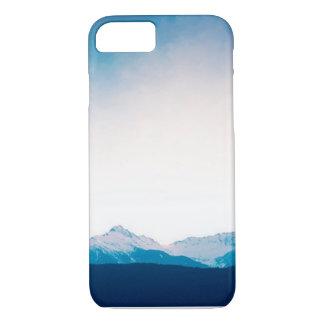 Neblina azul funda para iPhone 8/7