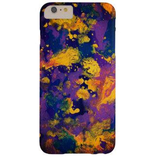 Neblina púrpura funda barely there iPhone 6 plus