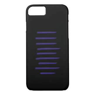 Neblina púrpura funda para iPhone 8/7