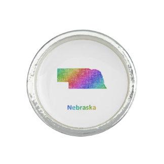 Nebraska Anillo
