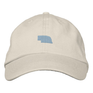 Nebraska Gorra Bordada
