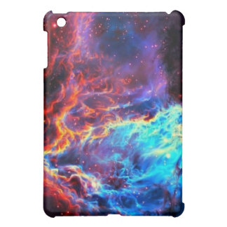 Nebulosa compuesta de la estrella del color