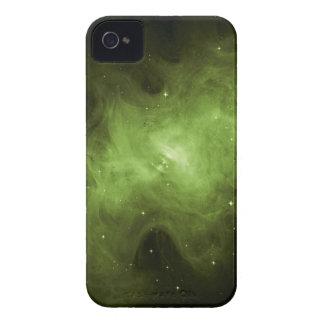 Nebulosa de cangrejo, remanente de la supernova, carcasa para iPhone 4