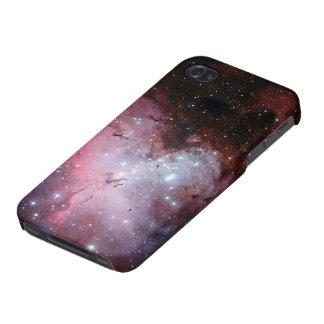 Nebulosa de Eagle iPhone 4 Fundas
