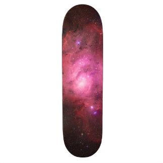 Nebulosa de la laguna - nuestro universo tabla de patinar