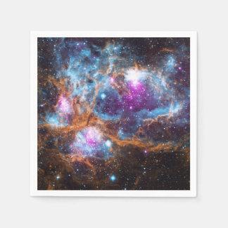 Nebulosa de la langosta servilleta de papel