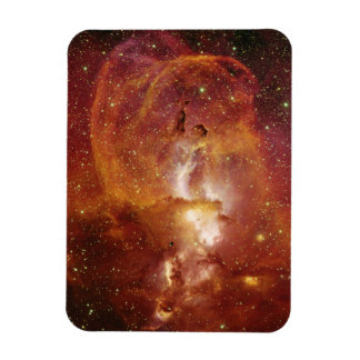 Nebulosa de menor importancia NGC 3582 en el sagit Imanes Rectangulares