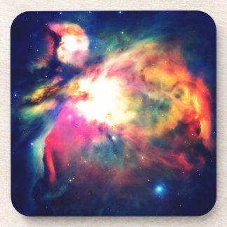 Nebulosa de Orión Hauntingly hermosa Posavasos