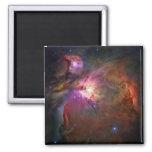 Nebulosa de Orión (telescopio de Hubble) Imán De Nevera