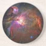 Nebulosa de Orión (telescopio de Hubble) Posavasos Diseño