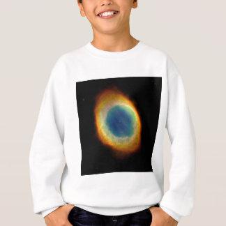 Nebulosa del anillo u ojo de dios M57 Sudadera
