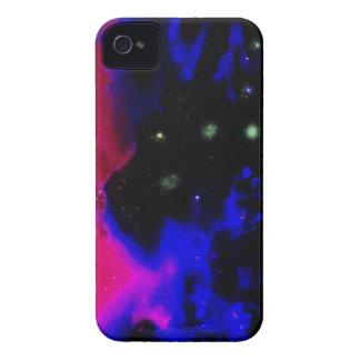 Nebulosa del espacio carcasa para iPhone 4