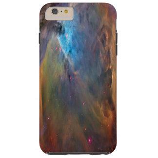 Nebulosa del espacio funda de iPhone 6 plus tough