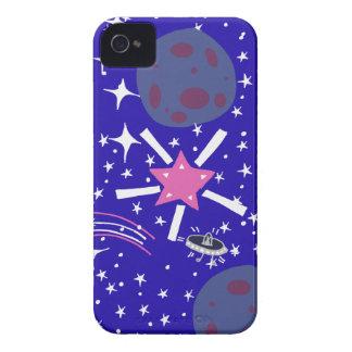 nebulosa funda para iPhone 4