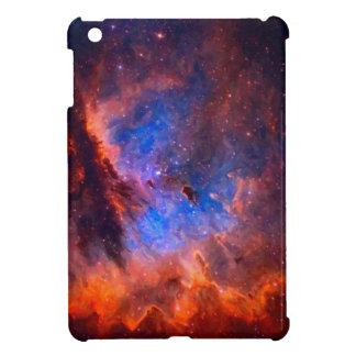 Nebulosa galáctica abstracta con la nube cósmica