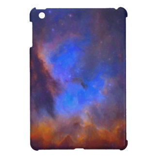 Nebulosa galáctica abstracta con la nube cósmica 2