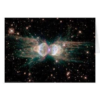 Nebulosa Mz3 de la hormiga Tarjeta Pequeña