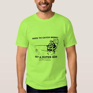 ¿Necesidad de coger más? Camiseta