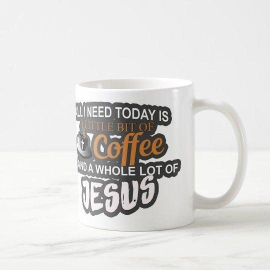 NECESITAMOS A UNA PORCIÓN ENTERA DE JESÚS TAZA DE CAFÉ