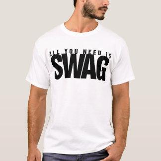 ¿Necesite una camisa del SWAG?