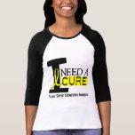 Necesito una endometriosis de la curación 1 camiseta