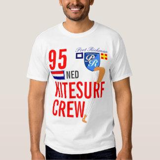 NED de Países Bajos del equipo de Richman Camisas