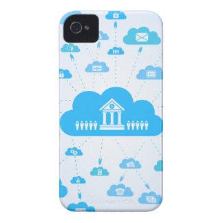 Negocio un cloud3 funda para iPhone 4 de Case-Mate