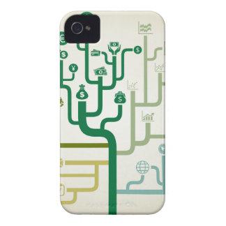 Negocio un laberinto carcasa para iPhone 4 de Case-Mate
