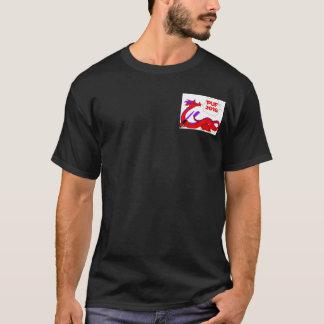 Negro 2016 de la camisa del festival de PUF