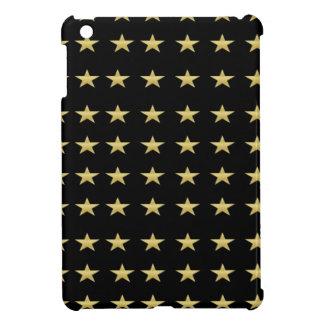 Negro de las estrellas de la suerte con diseño de