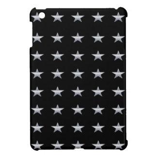Negro de las estrellas de la suerte con el diseño
