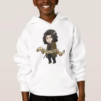 Negro de Sirius del animado