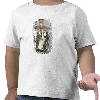 Negro-figura lekythos del ático camiseta