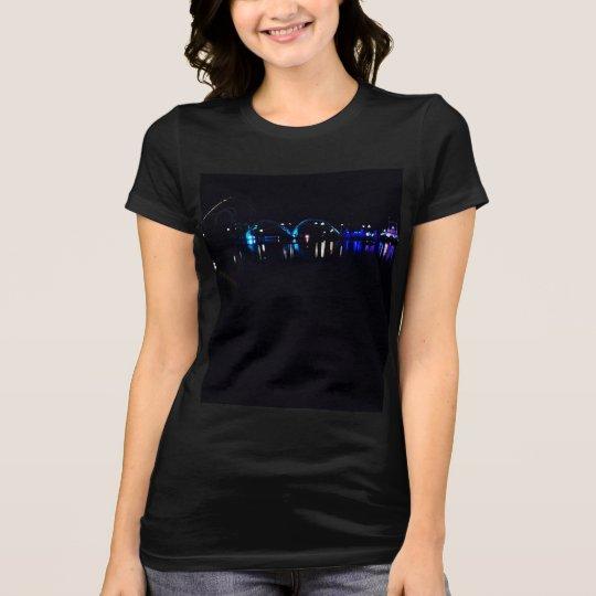 Negro. Genial. Moderno. Adolescente Camiseta