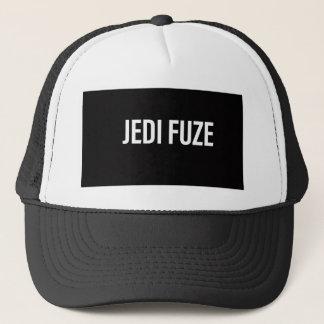 Negro + Gorra blanco del fusible de Jedi