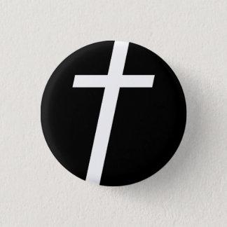 Negro recto del botón del sepulcro el | de Outta