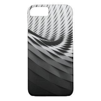 Negro y blanco funda iPhone 7
