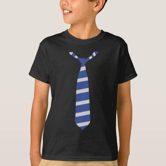 nektie rayado - lazo camiseta
