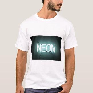 Neon Led Camiseta