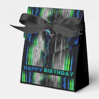 Neón líquido del delfín de las vibraciones caja para regalos