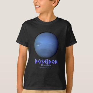 Neptuno - Poseidon - dioses de viejo Camiseta