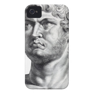 Nero Funda Para iPhone 4 De Case-Mate