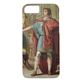 "Nero, traje para ""Britannicus"" por Jean Racine, Funda iPhone 7"
