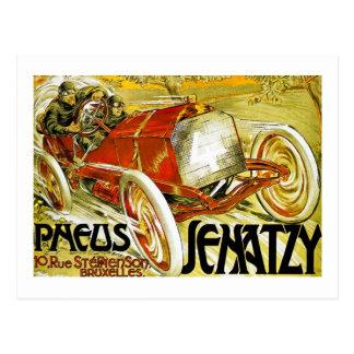 Neumáticos de Pneus, Senatzy Grand Prix Bruselas Postal