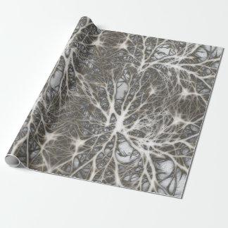 Neuronas del sistema sanas papel de regalo