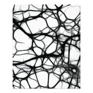 Neuronas Folleto 11,4 X 14,2 Cm
