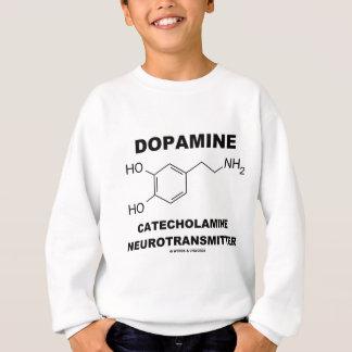 Neurotransmisor de la catecolamina de la dopamina sudadera