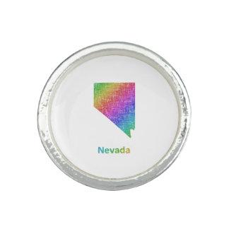 Nevada Anillo Con Foto