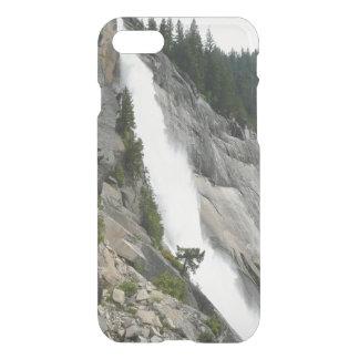 Nevada cae en el parque nacional de Yosemite Funda Para iPhone 7