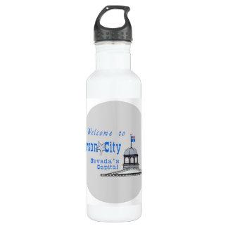 NEVADA Carson City Botella De Agua